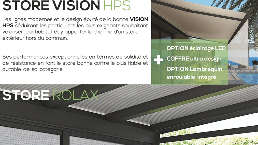 ☀️🌡 PROTECTION SOLAIRE HPS 🏡